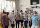 UBS 1 realiza sala de espera com fisioterapeuta