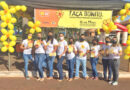 CRAS e Conselho Tutelar realizam evento de conscientização ao dia 18 de Maio