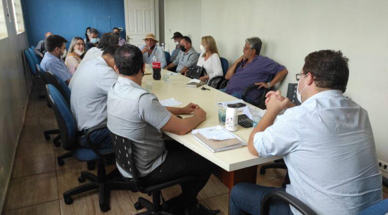 Reunião com Secretários e Chefes de Setor traça estratégias de trabalho